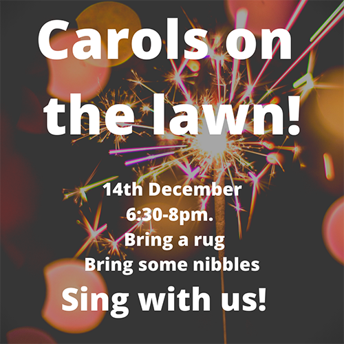 Carols on the Lawn