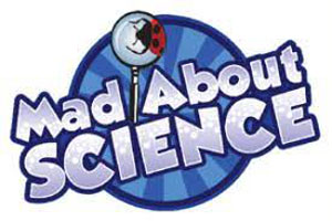 mad about science logo