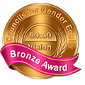 Councils for Gender Equality - Bronze Award