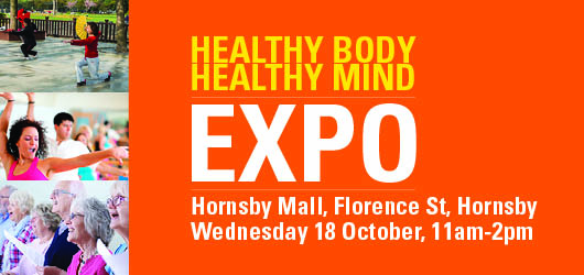 Healthy Body Healthy Mind Expo