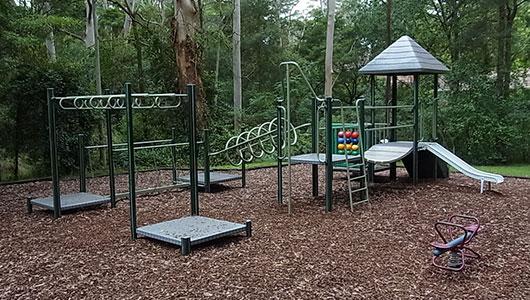 Playground at Fernleigh Park