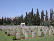 Photograph of Damascus War Cemetery
