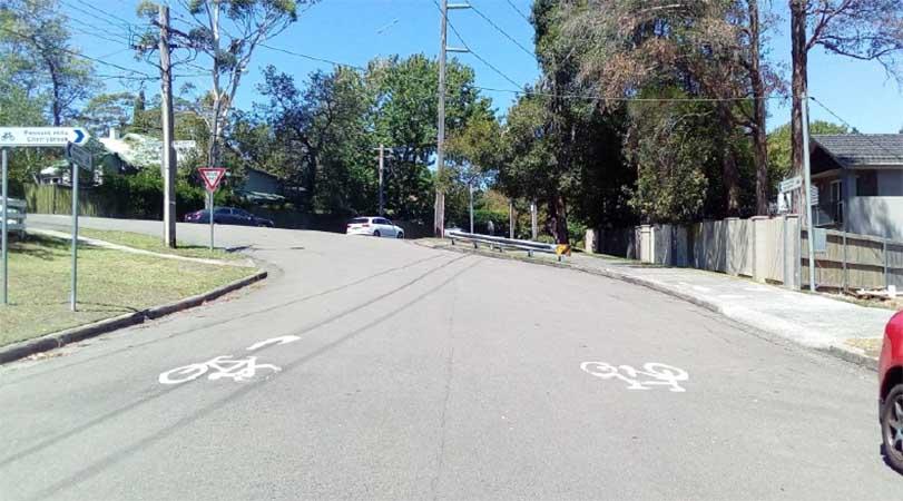 Mixed Bike Path