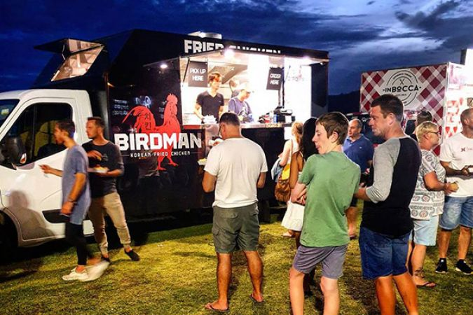 Birdman Food Truck