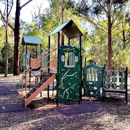 Britannia Street Park Playground