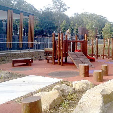 Cheltenham Oval Playground