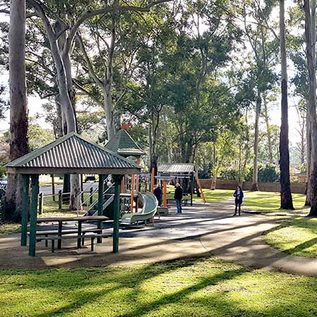 Samuel Oxley Reserve Playground