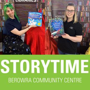Berowra storytime