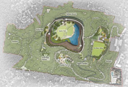Hornsby Park draft master plan
