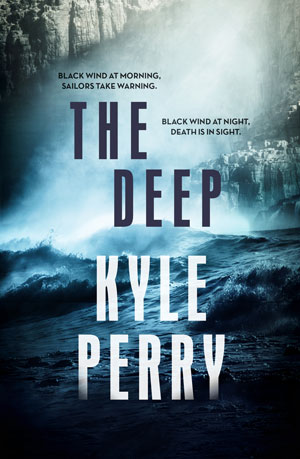 Book cover for The Deep