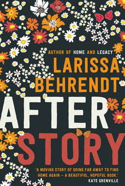 After Story book cover