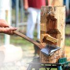 Berowra Wood Chop