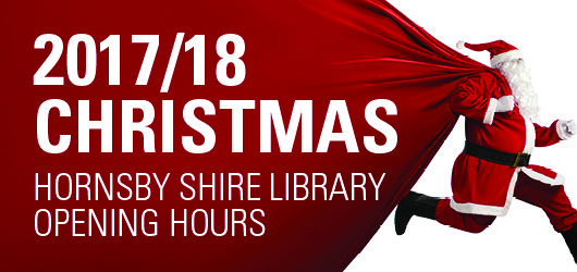 Library Xmas Hours 2017
