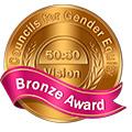 Councils for Gender Equality - Bronze Award