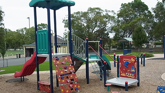 Epping Oval Playground