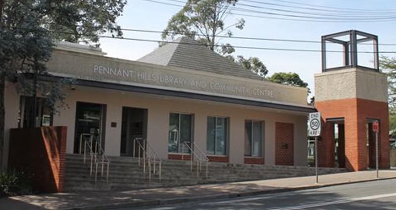 Pennant Hills Library Thumbnail