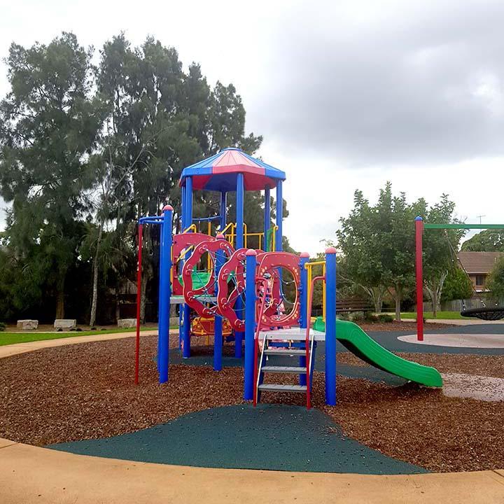Gumnut Holly Playground