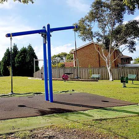Scribbly Gum Park Playground