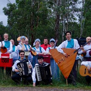 Sydney Balalaika Orchestra