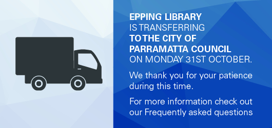 Epping Library Transition
