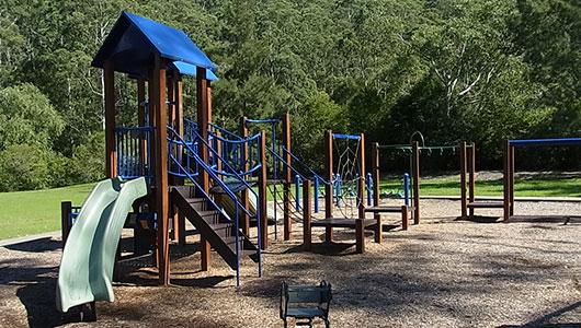 Ginger Meggs Park