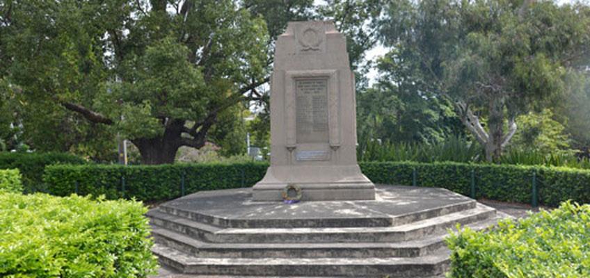 Wahroonga memorial