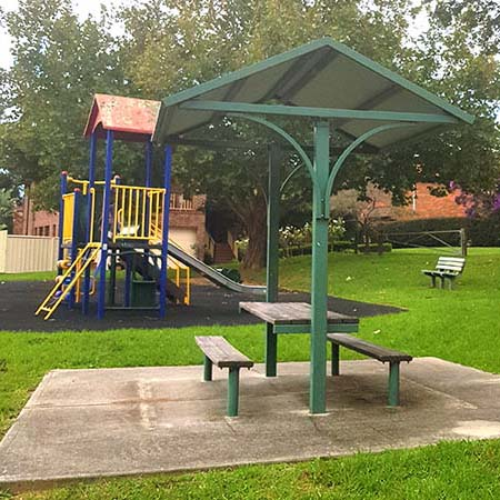 Elderberry Park Playground