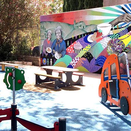 Hornsby Park Playground