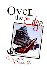 Image of the cover of Over the Edge by Suzanne Carroll