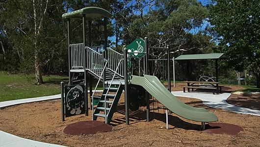 Leonora Close Park