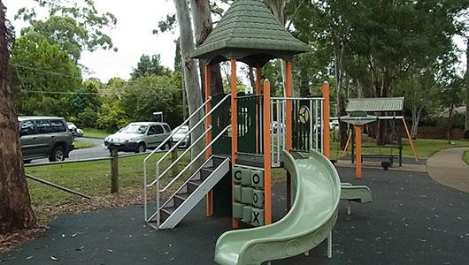 Samual Oxley Reserve playground
