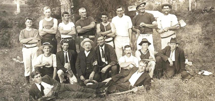 Australian family history