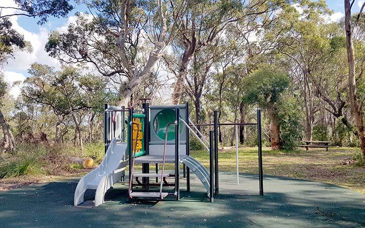 Barnetts playground