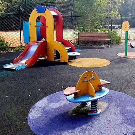 Hastings Park Playground
