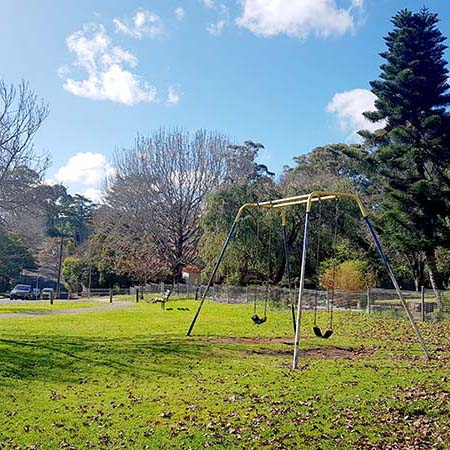 Leith Road Playground