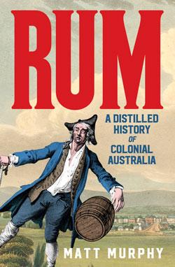Rum book cover