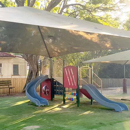 Hawkins Hall Playground