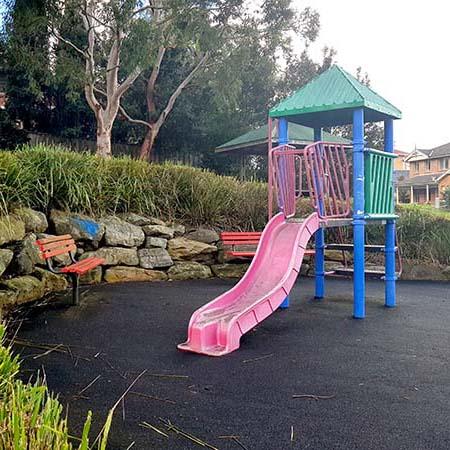 Moorfield Hills Reserve Playground