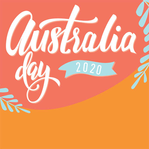 Australia Day 2020 square