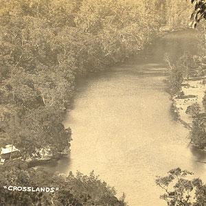 Crosslands ridge bushwalk
