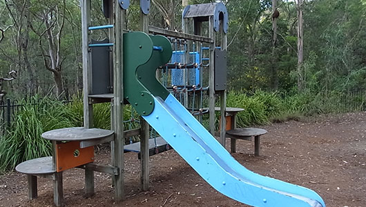 Carmen Crescent Playground