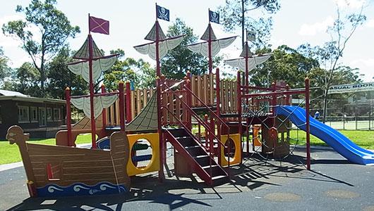 Ruddock Park