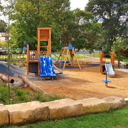 Lessing Street Playground