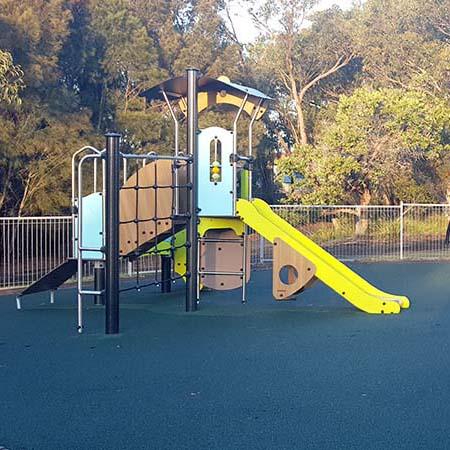 Oxley Reserve Playground