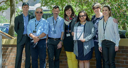 Hornsby Council staff