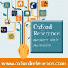 Image of the logo for Oxford Reference Library