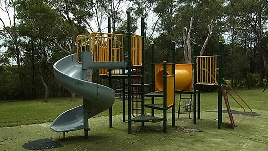 Cowan Oval Playground
