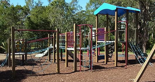 Galston Recreational Reserve playground