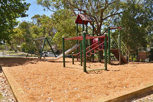Waninga Avenue Playground