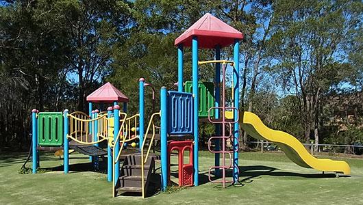 Western Crescent Park